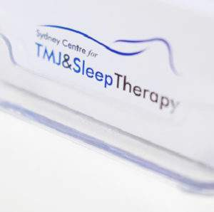 tmj sleep therapy