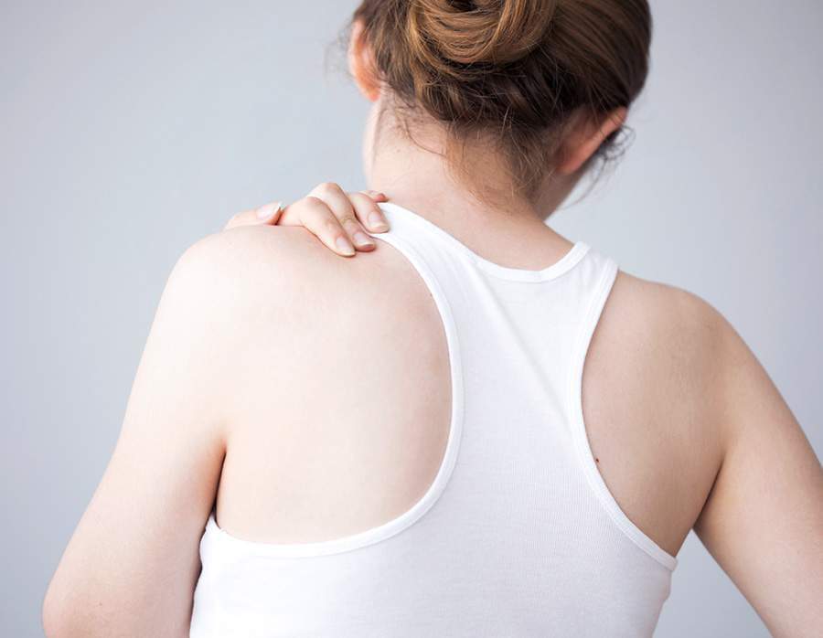 neck and shoulder pain headaches