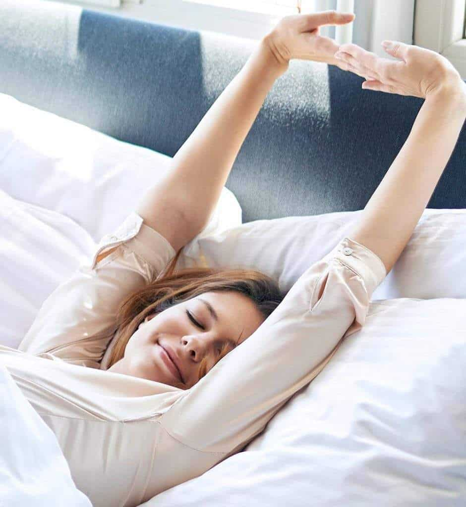 CPAP helps you sleep better