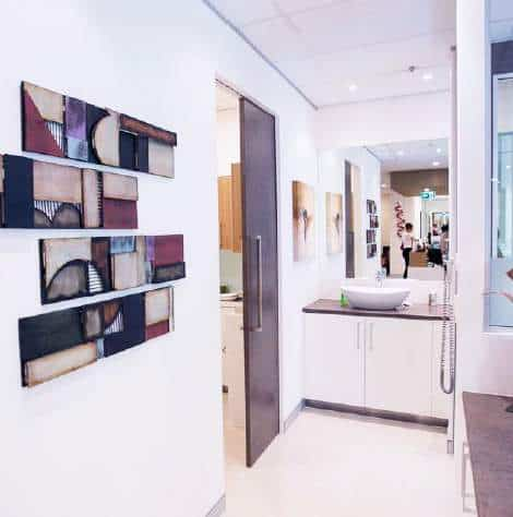 sydney examination room