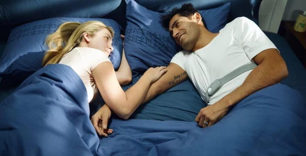 stop snoring without waking