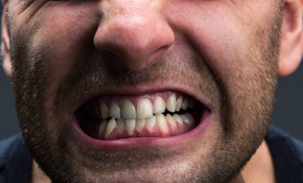 magnesium against bruxism