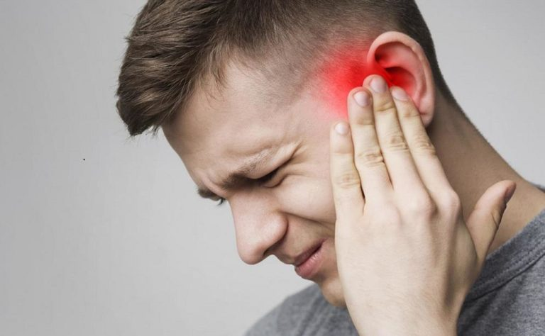 tmj and ear pain