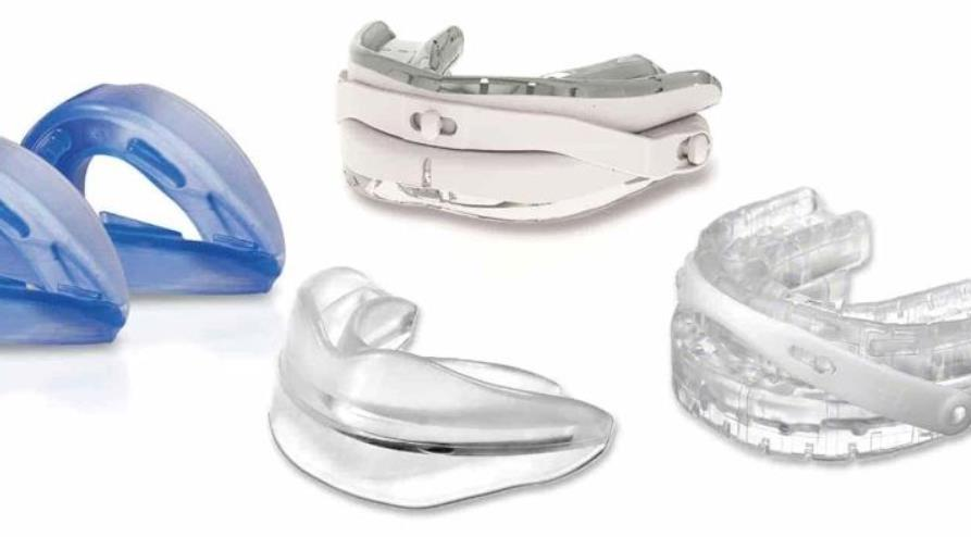 dental appliance for sleep apnea