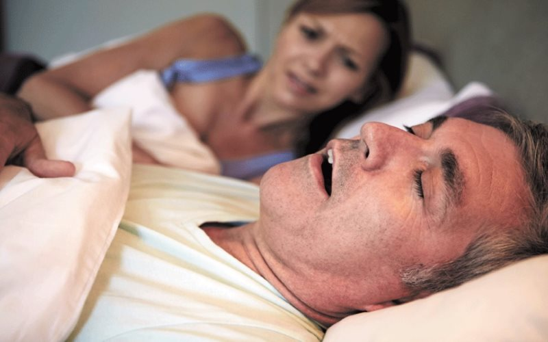 Nasal Congestion & Sleep Apnea Connection
