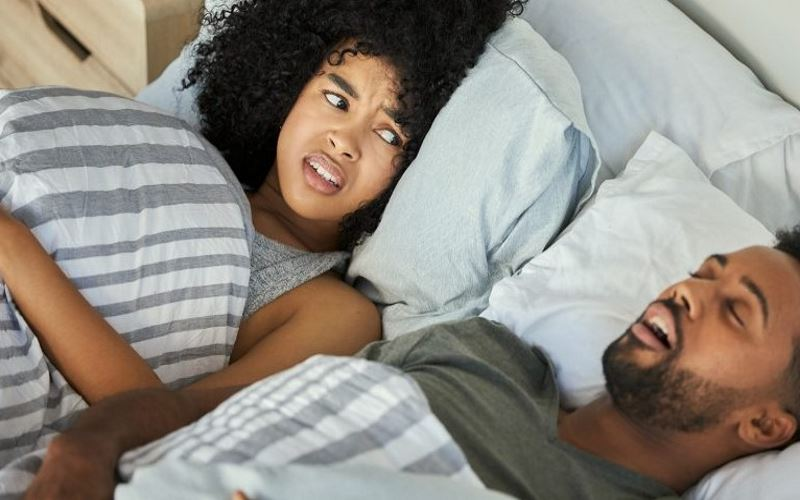 snoring and relationships