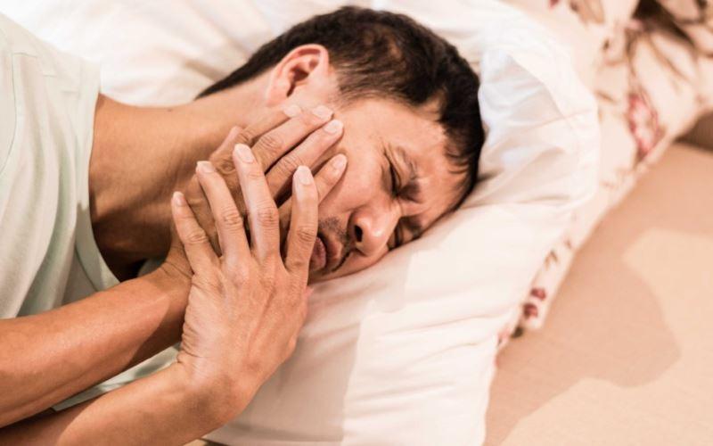 prevent teeth clenching headaches