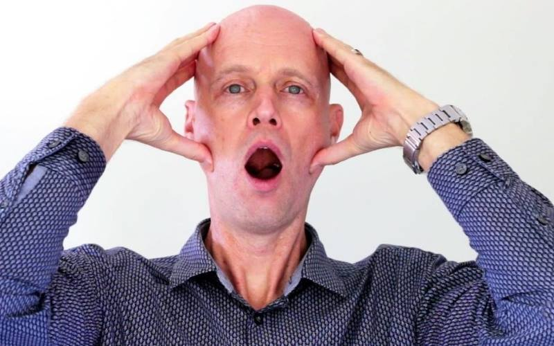 how to stop clenching jaw tips and relief